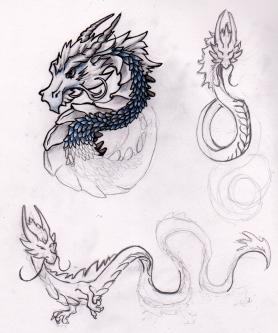 dragon-colour